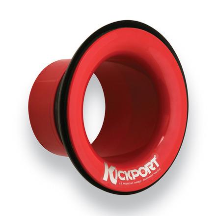 KickPort Red Bass Drum Sound Enhancer picture