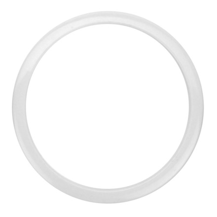 """Bass Drum O's 6"""" White Drum O picture"""