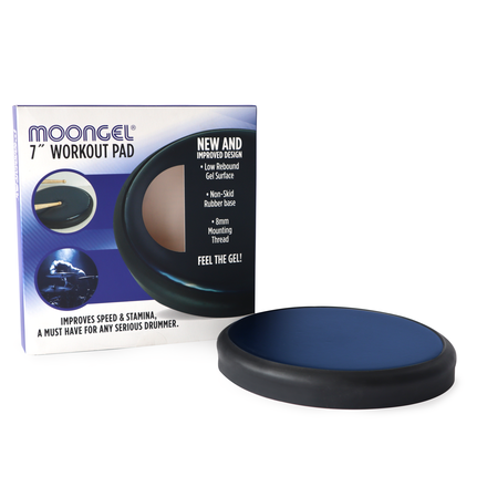"""RTOM 7"""" Moongel Workout Pad picture"""