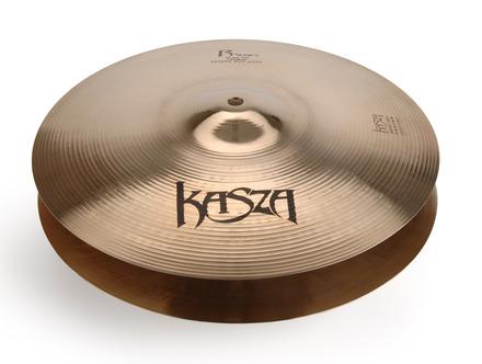 Kasza Cymbals R-Series 13' Light Top/Heavy Bottom Hi-Hats picture