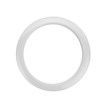 """Bass Drum O's 4"""" White Drum O picture"""
