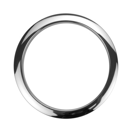 "Bass Drum O's 5"" Chrome Drum O picture"