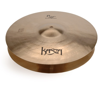 """Kasza Cymbals R-Series 14"""" Skinny Fat Hats picture"""