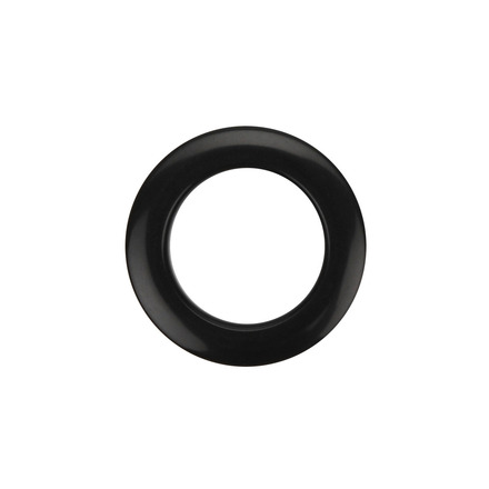 """Bass Drum O's 2"""" Black Drum O's (2 Pack) picture"""