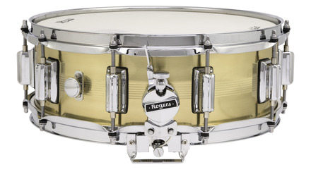 Rogers Dyna-sonic 5x14 7-Line Snare Drum picture