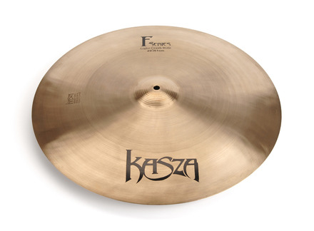 """Kasza Cymbals F-Series 20"""" Crash Ride Light picture"""