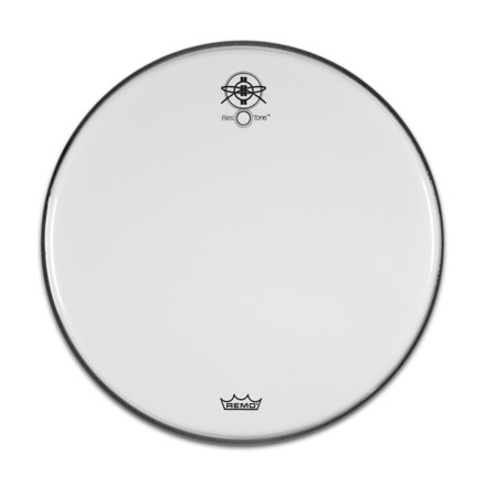 """Dunnett Res-O-Tone 18"""" Batter Hazy Drum Head picture"""