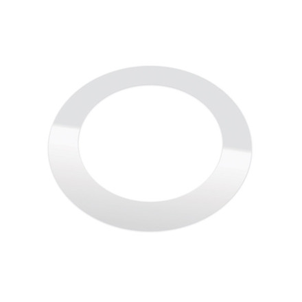 KickPort T-Ring Clear Bass Drum Hole Reinforcement picture