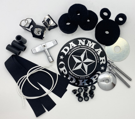 Danmar 32-Piece Drum Replacement Part Kit picture