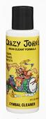 Crazy John's Cymbal Cleaner & Polish 8 OZ