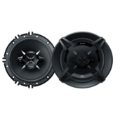 "6""1/2 (16 cm) 3-Way Speakers"