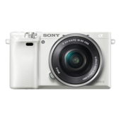 α6000 E-mount camera with APS-C Sensor