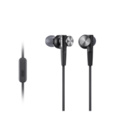 MDR-XB50AP EXTRA BASS™ In-ear Headphones