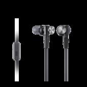 MDR-XB50AP EXTRA BASS™ In-ear Headphones