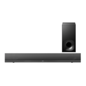 2.1ch Soundbar with High-Resolution Audio/Wi-Fi®