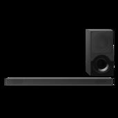 2.1ch Dolby Atmos® / DTS:X™ Soundbar with Bluetooth® technology | HT-X9000F