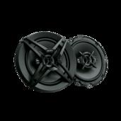 16 cm (6.5 in) 4-way speakers