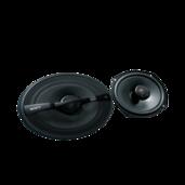6 x 9 in (16 x 24 cm) GS 2-Way Coaxial Speakers