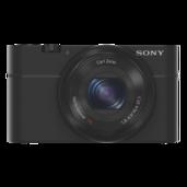 RX100 Advanced Camera with 1.0 type Sensor