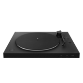 Turntable with BLUETOOTH® connectivity
