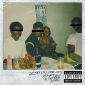 Kendrick Lamar - Good Kid/MAAD City (LP)