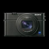 RX100 VI — broad zoom range and super-fast AF