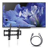 SONY XBR55A8F with FREE Wall-Mounting Kit Valued at $249.99