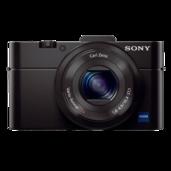 RX100 II Advanced Camera with 1.0 type sensor