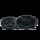 6 x 9 in (16 x 24 cm) 3-Way Speakers