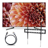 SONY XBR75X900F with FREE Wall-Mounting Kit Valued at $249.99