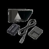 CLM-V55 Clip-On LCD Monitor