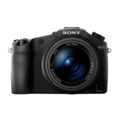 RX10 Camera with 24–200mm F2.8 Lens