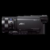 AX100 4K Expert Handycam® - OPEN BOX