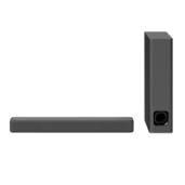 2.1ch Compact Soundbar with Bluetooth® technology