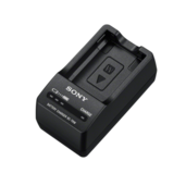 Travel charger for W battery