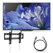 SONY XBR65A8F with FREE Wall-Mounting Kit Valued at $249.99