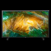 X800H | 4K Ultra HD | High Dynamic Range (HDR) | Smart TV (Android TV)