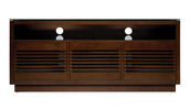 WIDE WOOD CABINET 63 IN