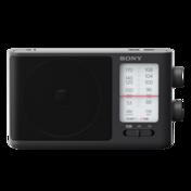 Analogue Tuning Portable FM/AM Radio