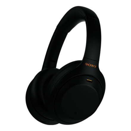 WH-1000XM4 Wireless Noise Cancelling Headphones picture