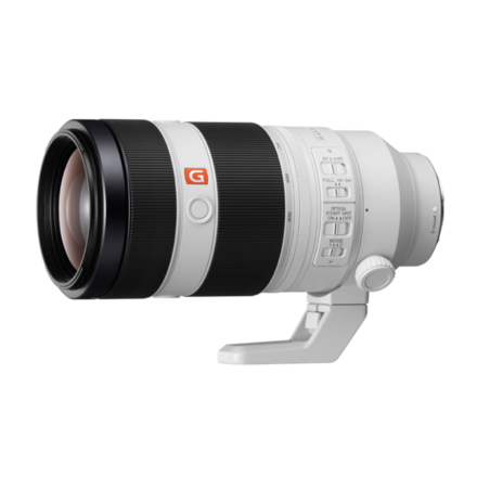 FE 100-400mm super-telephoto zoom G Master lens picture