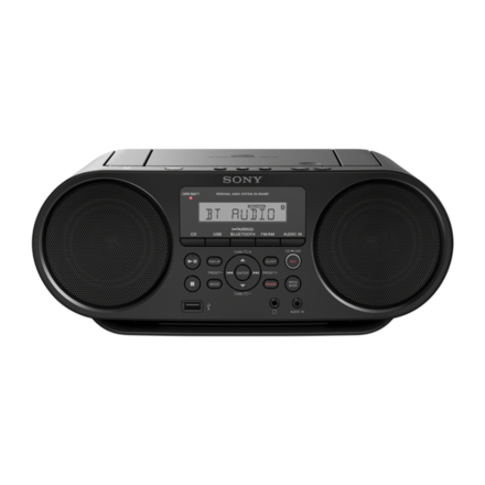 CD Boombox with Bluetooth picture