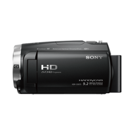 CX675 Handycam® with Exmor R® CMOS sensor picture