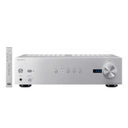 High-Resolution Audio Stereo Amplifier picture
