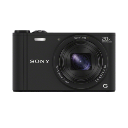WX350 Compact Camera with 20x Optical Zoom picture