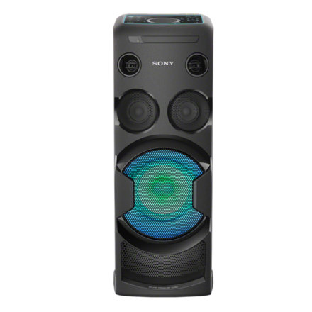 High-Power Home Audio System with Bluetooth® Technology picture