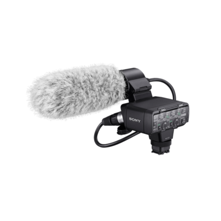 XLR-K2M Adapter Kit and Microphone picture