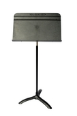 Model 84CA, Symphony Concertino (Short Shaft) Stand w/Plastic Desk (Box of 1)