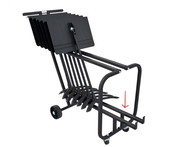 PLASTIC BOTTOM RAIL COVER FOR 1920 SHORT STAND CART