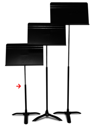 Model 48CA, Symphony Concertino (Short Shaft) Stand (Box of 1) picture